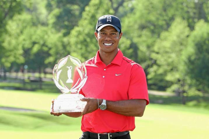 Tiger Woods gana el torneo Memorial de Golf (Foto: Afp/VanguardiaLiberal)