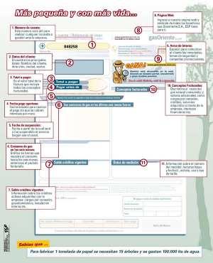 nuevo formato de factura para usuarios de gasoriente noticias de