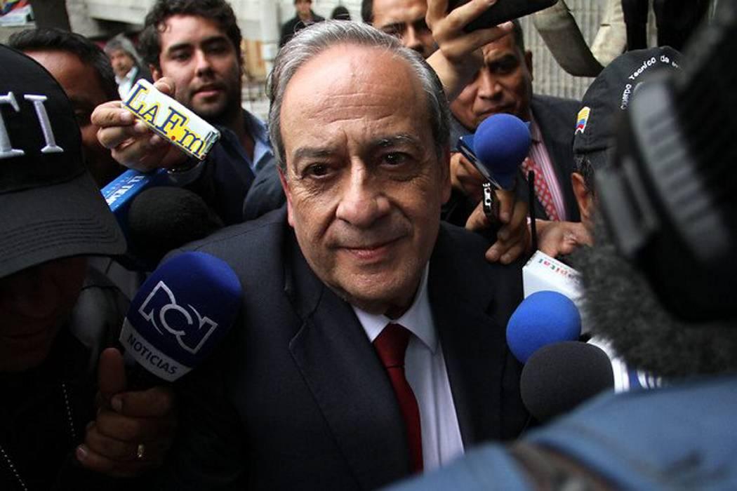 """""""No denuncié a Pretelt porque no tenía pruebas para hacerlo"""": Víctor Pacheco"""