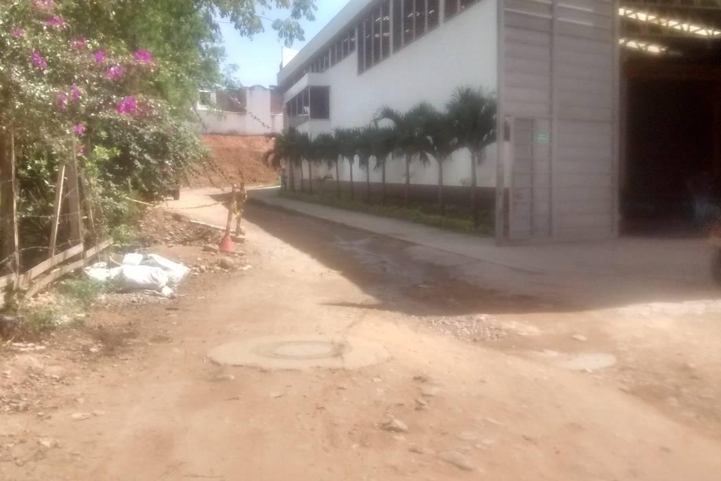 Pavimentarán vía a La Esmeralda  y Ciudadela Comfenalco en Girón