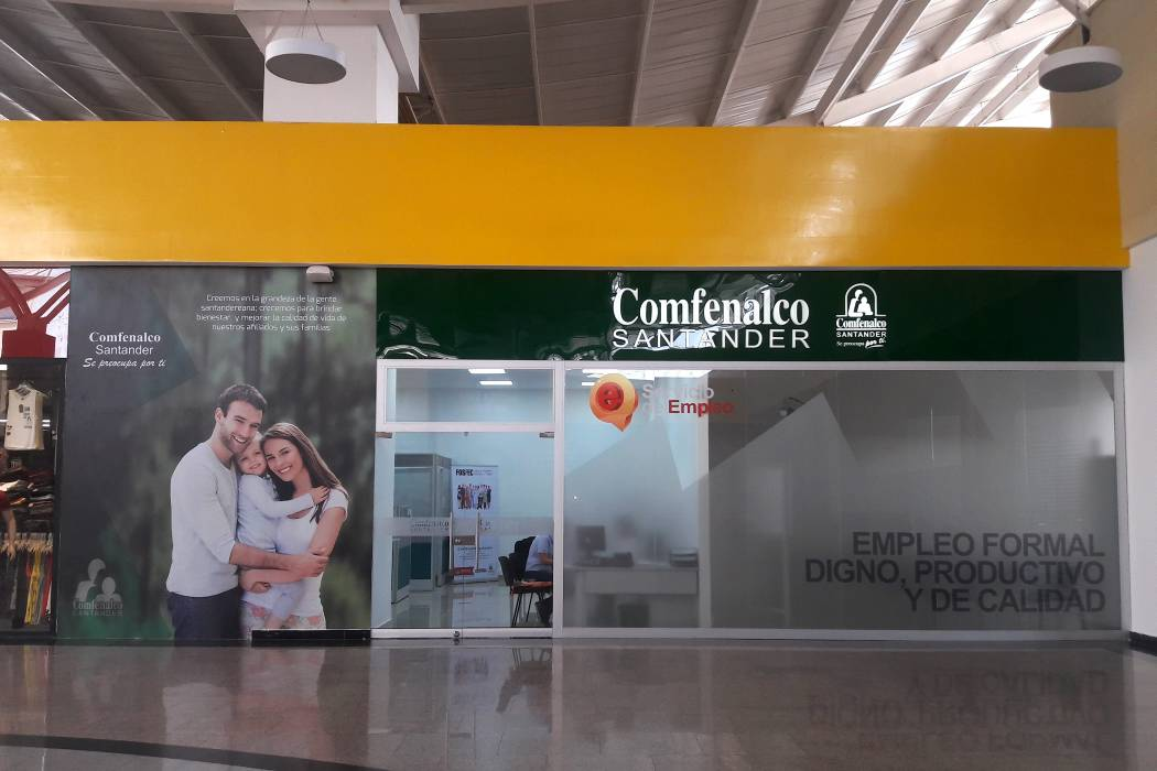 Se inauguró nueva oficina de Comfenalco