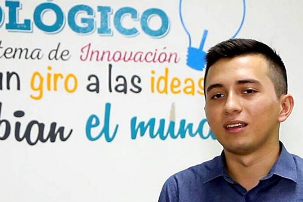 China premia a cinco universitarios de Santander por sus ideas