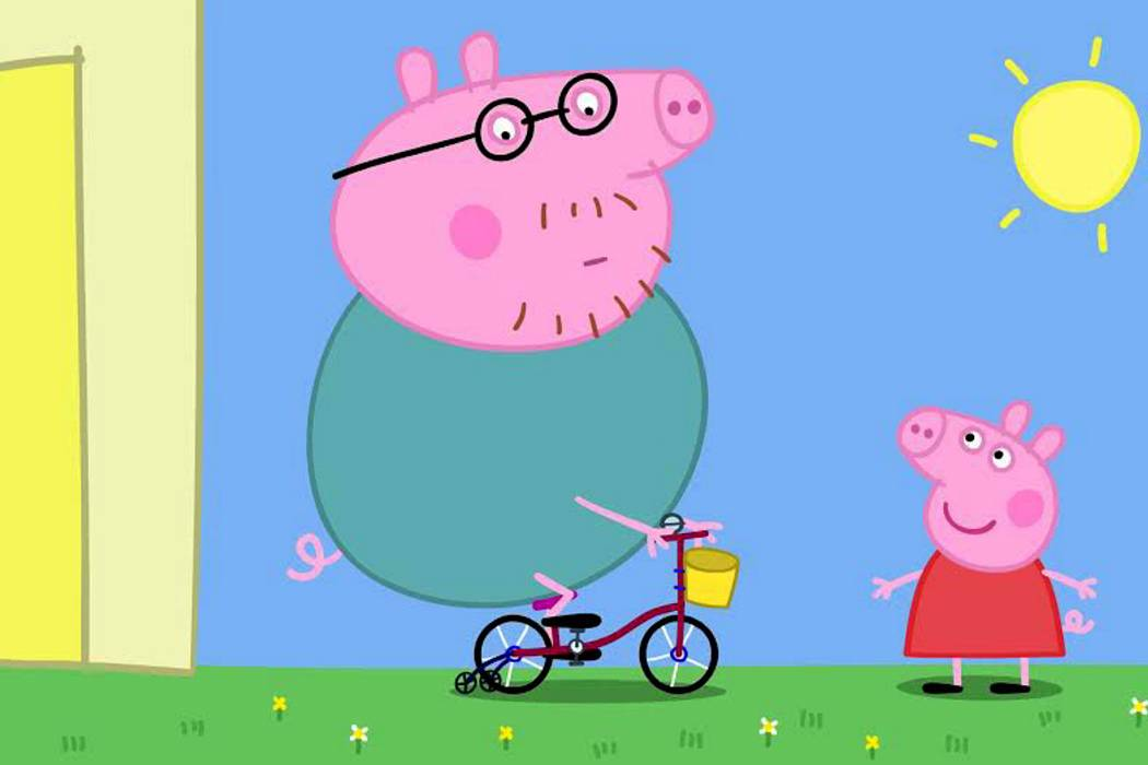 Peppa Pig vuelve a Colombia