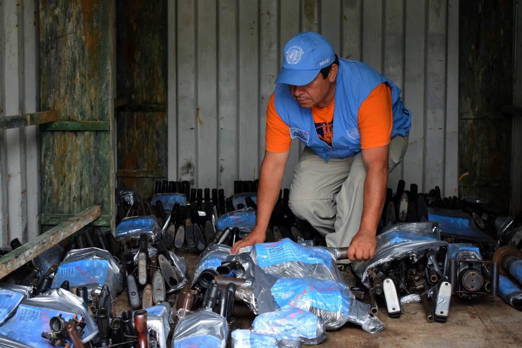 Murió observador de la ONU en Colombia