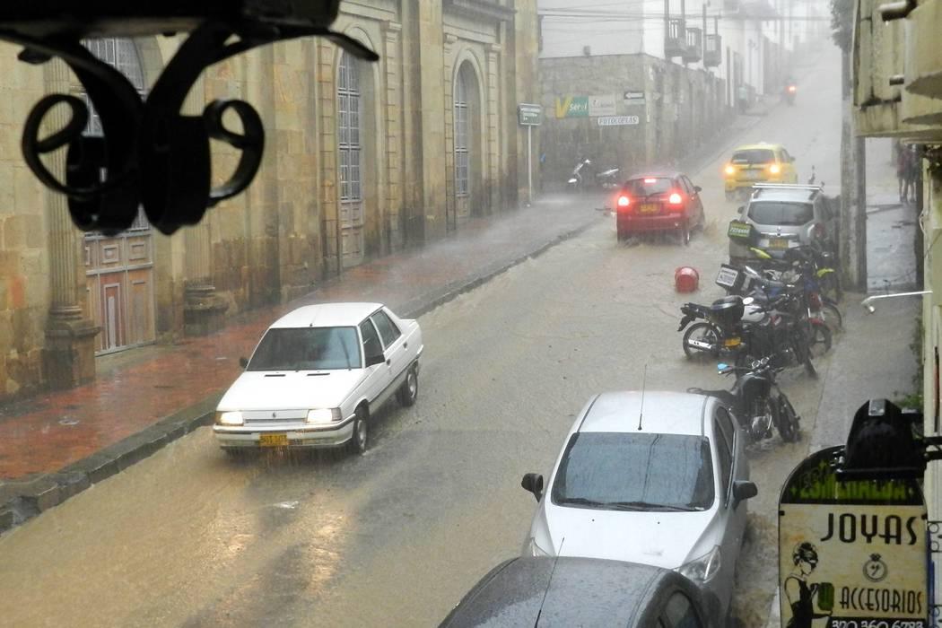 Tormenta Harvey traerá lluvia a gran parte de Colombia este fin de semana