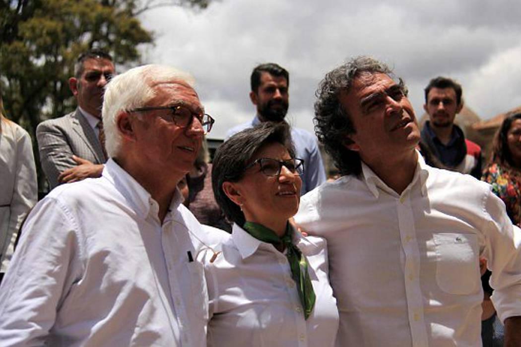 Sergio Fajardo iría como candidato oficial de la Coalición Colombia