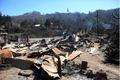 Viviendas de emergencia chile