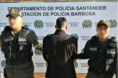Suministrada Policía de Santander/VANGUARDIA LIBERAL