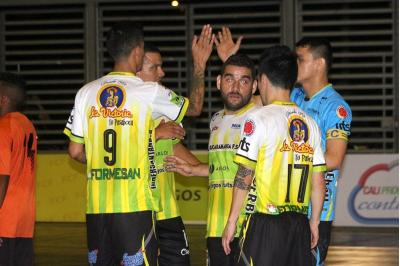 Suministrada Prensa Argos Futsal / VANGUARDIA LIBERAL