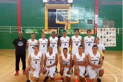 Suministrada Liga de Baloncesto de Santander / VANGUARDIA LIBERAL