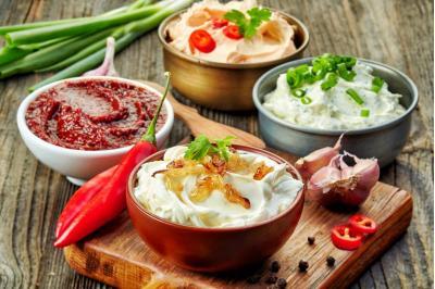 Salsas, complemento ideal para sus comidas