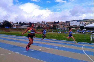 Suministrada Liga Santandereana de Atletismo / VANGUARDIA LIBERAL