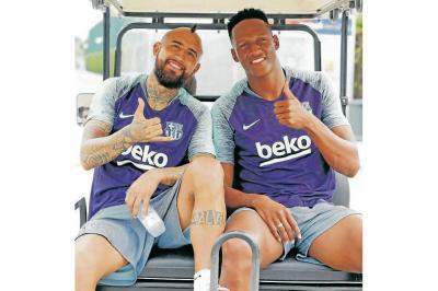 Tomada de @FCBarcelona_es / VANGUARDIA LIBERAL
