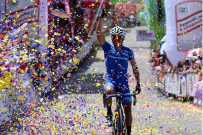Tomada de Vuelta a Colombia Oficial / VANGUARDIA LIBERAL