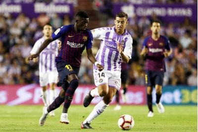 Tomada de @FCBarcelona / VANGUARDIA LIBERAL