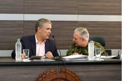 Foto: César Carrión- Presidencia de la República