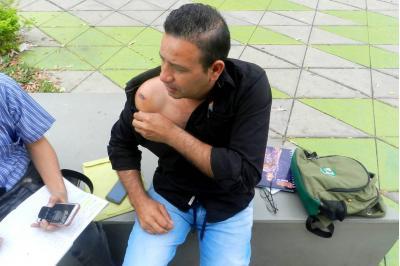 Marcelo Almario Chávez/VANGUARDIA LIBERAL