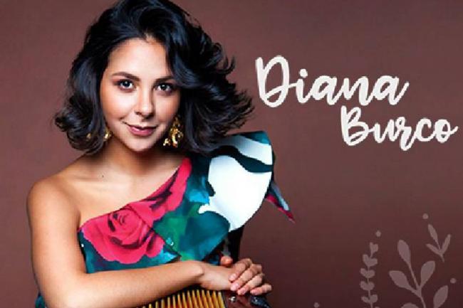 La bumanguesa Diana Burco presenta en Vanguardia.com su sencillo 'Los Novios'