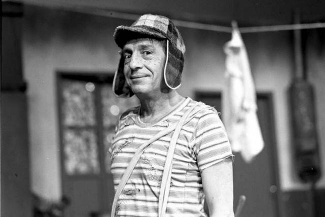 Estos son los personajes que hizo famosos 'Chespirito'