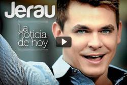 Jerau habló de su presentación en la inauguración de 'La Emisora'