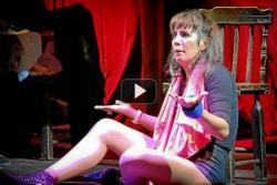 Luly Bossa habló sobre su vida en Vanguardia.com