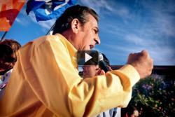 Expresidente de Chile habló en Bucaramanga sobre paz y desarrollo