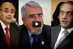 Políticos hablaron de soberanía en Bucaramanga