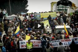 Mineros de Santander piden tres meses para presentar estudio socioeconómico