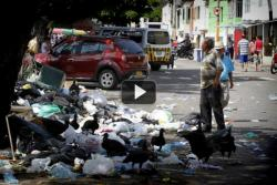 Vea la declaración de los alcaldes del área metropolitana sobre ampliación de la emergencia sanitaria por basuras