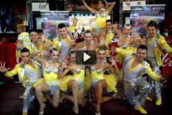 Vea los mejores bailarines de salsa de Bucaramanga