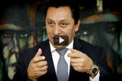 Alcalde de Bucaramanga respondió en Vanguardia TV interrogantes sobre su gestión