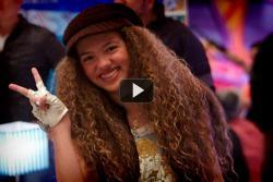 Vea la entrevista con Ivanna, la ganadora de la Voz Kids