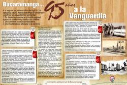 ¿Cómo creció Bucaramanga en estos 95 años?