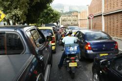 Por cada dos habitantes hay un carro matriculado en Bucaramanga