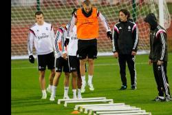 Mundial de Clubes: Real Madrid quedó listo tras entrenamiento