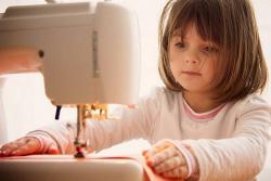 La diseñadora más joven del mundo tiene 4 años