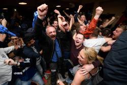 Las mejores imágenes de la celebración del título del Leicester City