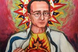 Los memes de la senadora Paloma Valencia por su cuadro del Sagrado Corazón con el rostro de Álvaro Uribe