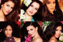 Estas son las diez candidatas favoritas a la corona de Miss Universo 2017