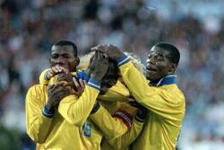Reviva el inolvidable 5-0 de Colombia vs Argentina