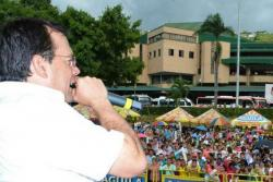 Grabación pone en aprietos al concejal de Bucaramanga Wilson Mora Cadena