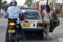 Ellos son 'huérfanos' del transporte público que adoptó la 'piratería' en Bucaramanga