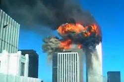 Aparece nueva grabación del ataque a las Torres Gemelas
