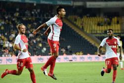 Falcao marcó su primer gol en la Liga de Campeones
