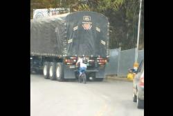Persisten las imprudencias en las carreteras de Santander