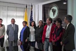 Familiares del celador Fernando Merchán se consideran víctimas de Rafael Uribe