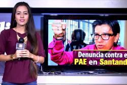 Entérese de las noticias más destacadas este jueves en Santander