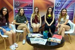 Reviva la entrevista con las chicas de Ventino