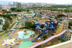 Este jueves se definiría el futuro del parque Acualago en Floridablanca
