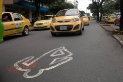 ¿Sabe por qué se mueren los bumangueses en las vías?